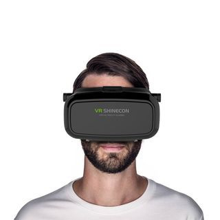 Mobile VR Headset 1055899458