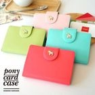 PONY Card Case 1596