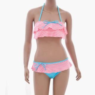Buy Cookie 7 Heart Print String Bikini 1022688389