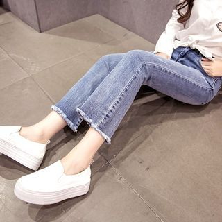 Boot-Cut Jeans 1057928046