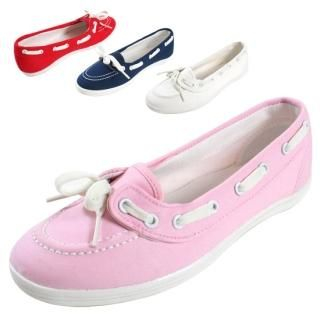 Buy Blingstyle Shoes Canvas Boat Shoes 1022578796