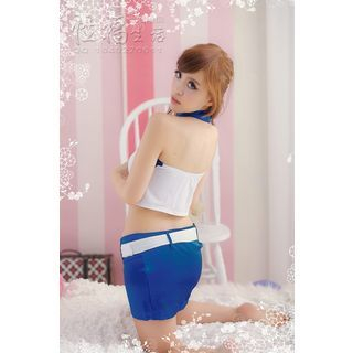 Racing Girl Party Costume 1051088172