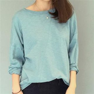 Pullover Blue - One Size 1053885464