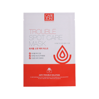 CAREZONE - Care Zone Doctor Solution Trouble Spot Care Mask 1 sheet 1054812883