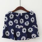 Floral Ruffled Skirt 1596