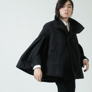 Picture of deepstyle Cape Coat 1021608339 (deepstyle, Mens Outerwear, Korea)