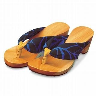 Buy Mizutori Japanese Wooden Geta Sandals 1022543376