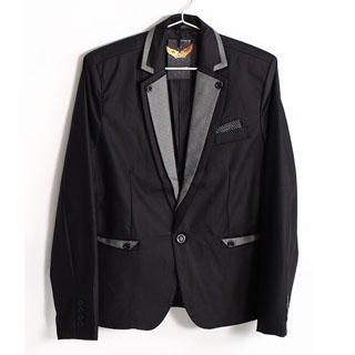 Buy SERUSH Single-Button Blazer 1022903233