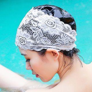 Image of Lace Swim Cap
