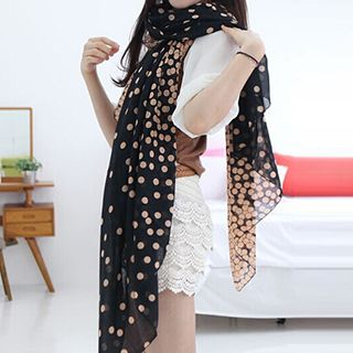 dotted-voile-scarf