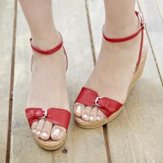Picture of Alice Room Wedge Sandals 1022954527 (Sandals, Alice Room Shoes, Korea Shoes, Womens Shoes, Womens Sandals)