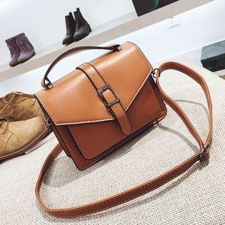 Strapped Crossbody Bag