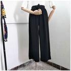 Tie-Waist Wide-Leg Pants 1596