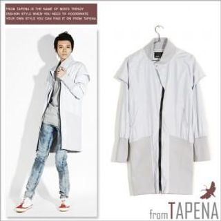 Picture of TAPENA Zipup Windbreaker 1022395951 (TAPENA, Mens Outerwear, Korea)
