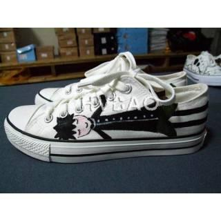 Picture of HVBAO Black Uniform Sneakers 1011110968 (Sneakers, HVBAO Shoes, Taiwan Shoes, Womens Shoes, Womens Sneakers)