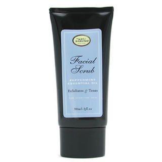 Buy The Art Of Shaving – Facial Scrub – Peppermint Essential Oil (For Sensitive Skin) 90ml/3oz