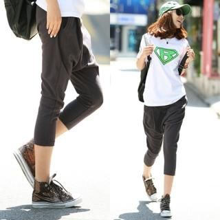 Picture of Jean Stone Cropped Pants 1022739529 (Jean Stone Apparel, Womens Pants, South Korea Apparel)