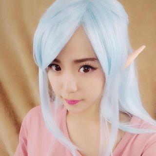 Sword Art Online Yuki Asuna Cosplay Wig 1053123931