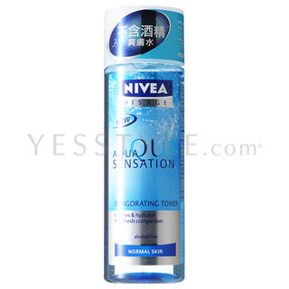 Aqua Sensation Invigorating Toner (Alcohol Free)