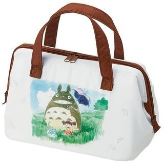 My Neighbor Totoro Seal Lunch Bag M (Water Color) 1063809008