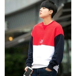 Color-Block Sweatshirt 1053284455