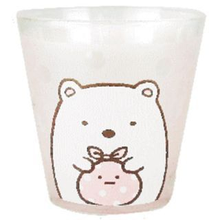 Sumikko Gurashi Color Frost Glass (White Bear) 1063506020