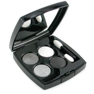 Chanel  Les 4 Ombres Eye Makeup  No. 93 Smoky Eyes 4x0.3g