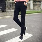 Straight Fit Pants 1596