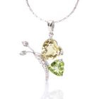 Heart in Nature Pendant 1596