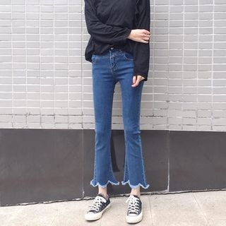 Boot-Cut Jeans 1058326675