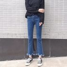 Boot-Cut Jeans 1596