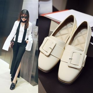 Buckled Loafers 1057562830