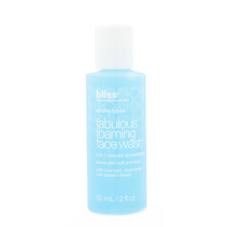 Fabulous Foaming Face Wash - Travel Size