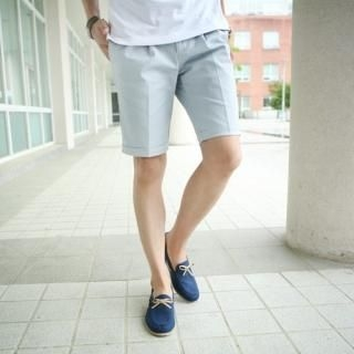 Buy Style Engine Cotton Shorts 1022770842
