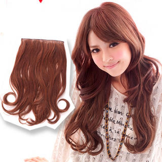 Hair Extension - Long & Wavy 1023958064