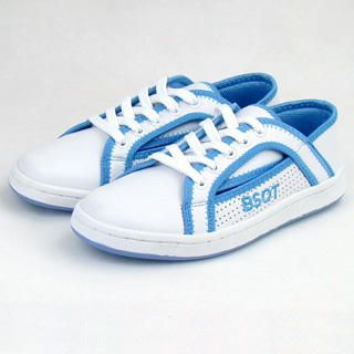 Picture of BSQT Contrast Trim Sneakers 1019634250 (Sneakers, BSQT Shoes, Taiwan Shoes, Womens Shoes, Womens Sneakers)