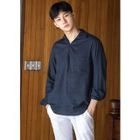 Open-Placket Pocket-Front Shirt 1596