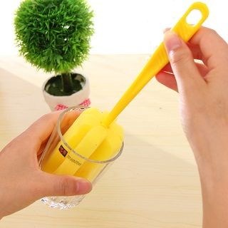 Cup Cleaning Brush Color Chosen at Random - One Size 1050405646