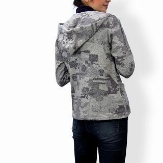 Buy TOKYO LOCAL BAZAAR Patterned Hoodie – Classic Japanese Motif 1014451917
