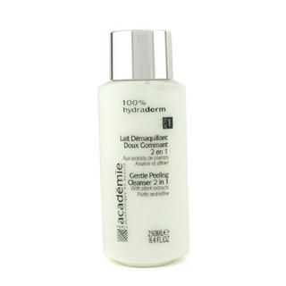 100% Hydraderm Gentle Peeling Cleanser 2 in 1 200ml/6.7oz