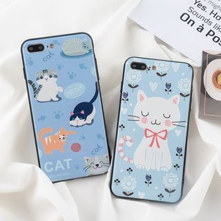 Image of Cat Mobile Case - iPhone 7 / 7 Plus / 6s / 6s Plus
