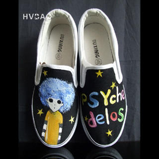Buy HVBAO Hip Hop Boy Slip-Ons 1019659080
