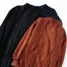 Lace Long-Sleeve Mermaid Dress 1596