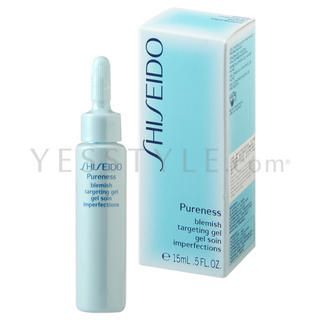 Buy Shiseido – Pureness Blemish Targeting Gel 15ml/0.5oz