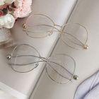 Retro Round Glasses 1596