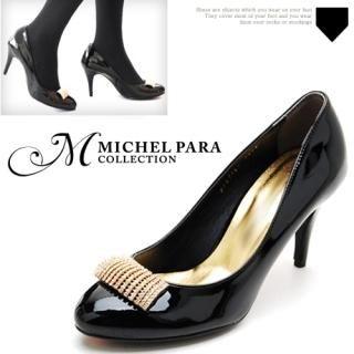 Buy MICHEL PARA COLLECTION Patent Pumps 1022290734