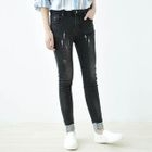 Straight-Leg Jeans 1596