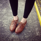 Brogue Oxfords от YesStyle.com INT