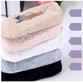 Lace No Show Socks 1055168535