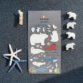 Animal Sticker Set 1065279875